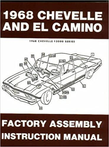 chevy chevelle engine diagram
