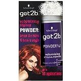 Schwarzkopf - Polvere per acconciatura volumizzante got2b Powder'ful, 10g