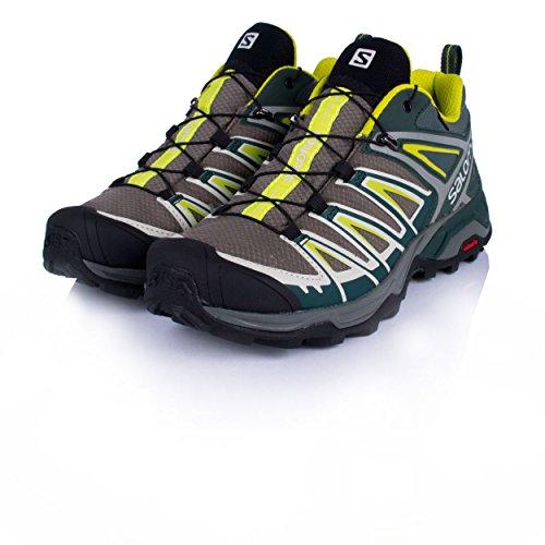Basses X Lime Chaussures acid Gray darkest Spruce De Salomon Gtx Ultra castor Gris 3 Randonnée Homme da0CqqAnw