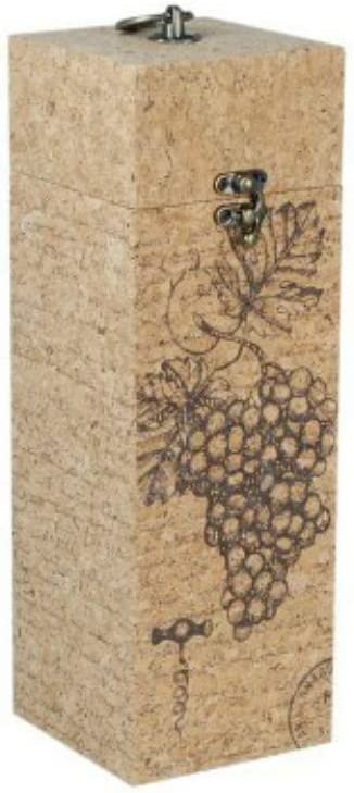 Caja Decorativa para Botella de Vino