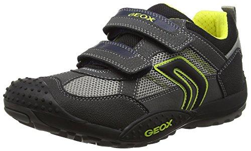 Toddler//Little Kid//Big Kid Geox J Light Eclipse 2BO1 Sneaker