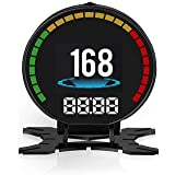P15 OBD2 Heads Up Display Hud Display Speed Projector
