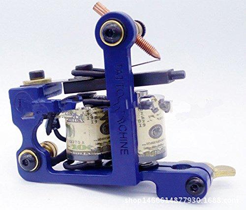 High-grade tattoo machine tattoo machine coil machine play fog secant professional tattoo equipment