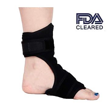 c1c766c2e6 Amazon.com: Plantar Fasciitis Foot Brace, Night & Day Foot Drop ...