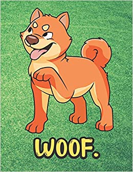 Woof Brown Orange Husky Malamute Dog Notebook With Green Grass Background Design And Barking Noise Cover Perfect Journal For Pet And Dog Lovers Of All Ages Publishing Joanna H Peterson 9781701899667 Amazon Com Weitere ideen zu wolf hunde, wolfshund, hundebabys. amazon com