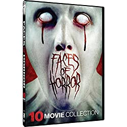 Faces of Horror - 10 Movie Collection