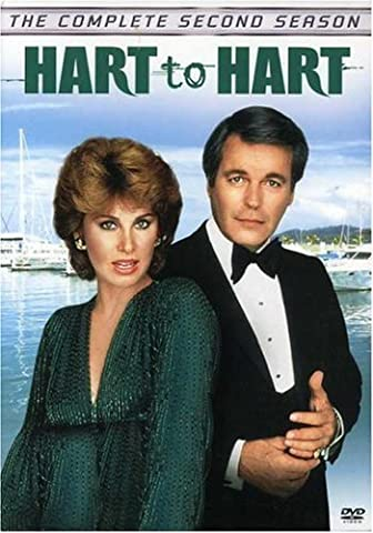 Hart to Hart: Complete Second Season [DVD] [1980] [Region 1] [US Import] [NTSC] (Hart To Hart Dvd Complete Series)