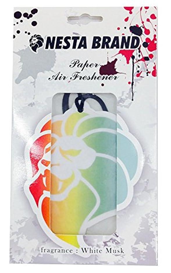 協同マーキーシリアルネスタブランド エアーフレッシュナー 吊り下げ ホワイトムスクの香り OA-NNA-11-2
