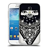 Head Case Designs Paisley Bandana Soft Gel Case for Samsung Galaxy S4 mini I9190