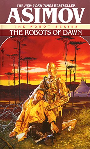 image for The Robots of Dawn (The Robot Series Book 3)