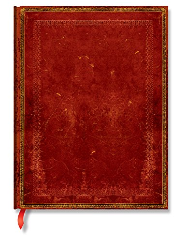 Paperblanks Venetian Red Ultra Lined Journal (Old Leather Classics)