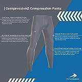CompressionZ Men's Compression Pants Base Layer