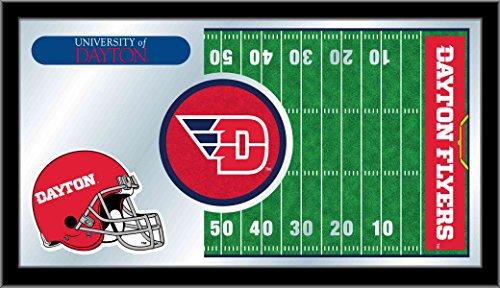 mpany NCAA Dayton Flyers 15 x 26-Inch Football Mirror ()