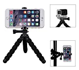 Photo : iPhone Tripod, Fotopro Smartphone Tripod,Gopro Tripod for iPhone, Samsung and Other Smartphones