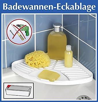 wenko tablette de rangement dangle pour baignoire support dangle sans - Tablette Salle De Bain Sans Percer