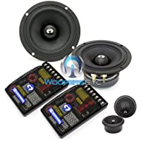 ES-42i - CDT Audio 4 150W RMS 2-Way Component Speakers System