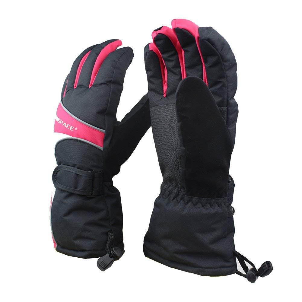 DAN&DLAM Beheizte Handschuhe, mit Wärmere Liner Wiederaufladbare Beheizbare Handschuhe für Outdoor Klettern Wandern Radfahren Snowboarden