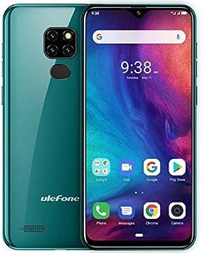 Ulefone Teléfono Móvil (2020), Note 7P, 4G Dual SIM Smartphone Libres: Amazon.es: Electrónica
