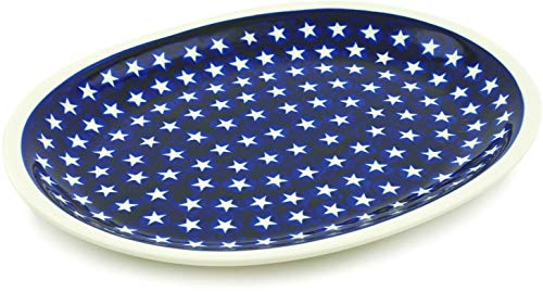 inch Platter (America The Beautiful Theme) + Certificate of Authenticity ()
