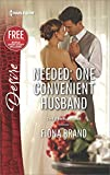 Needed: One Convenient Husband (The Pearl House Book 6)