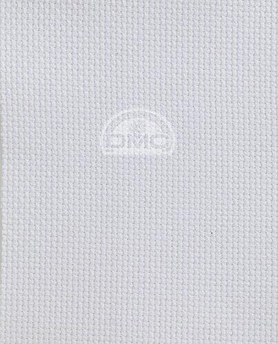 DMC Aida 6ct/inch, 2.5/cm Needlework Stoff Weiß 14