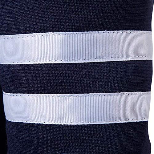 Outwear Del Código Sudadera Tee Lado Manga Blusa Patrón La Larga De Postal Con Tops Conducción Ropa Al Patchwork Para Invierno Hombre Impreso Camisa Capucha xv8qw1nS