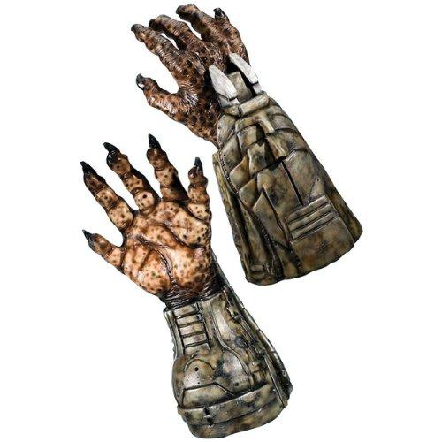 Deluxe Predator Hands Costume Accessory