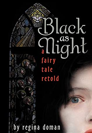 book cover of Black As Night