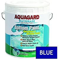 AQUAGARD #10103 Aquagard Waterbased Anti-Fouling Bottom Paint - 1Gal - Blue