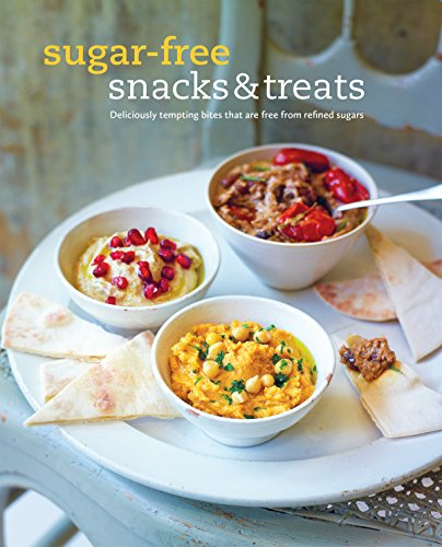 Sugar-free Snacks & Treats: Deliciously tempting bites that are free from refined sugars