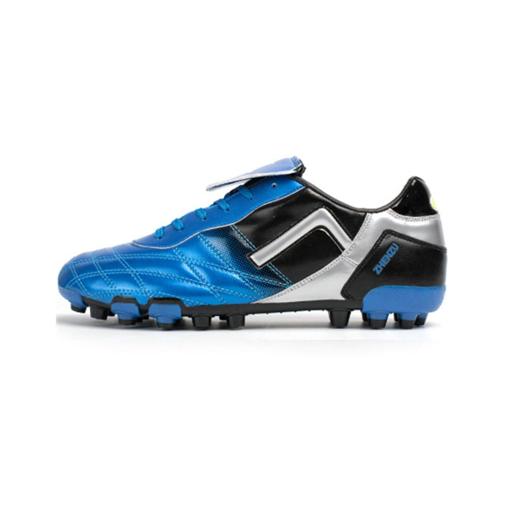 ZHENZU Green Soccer Cleats Men Sport Shoes Mens Original