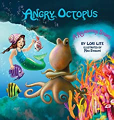 Angry Octopus is a story that teaches children how to use progressive muscle relaxation and breathing techniques to calm down, lower stress, and control anger. Children relate to the angry octopus in this story as the sea child shows t...