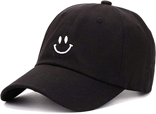 Amazing and Beautiful Sunflower Lightweight Unisex Baseball Caps Adjustable Breathable Sun Hat for Sport Outdoor Black