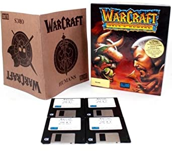 Amazon Com Warcraft Orcs Humans Blizzard Entertainment Video
