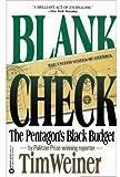 Blank Check, Tim Weiner, 0446392758