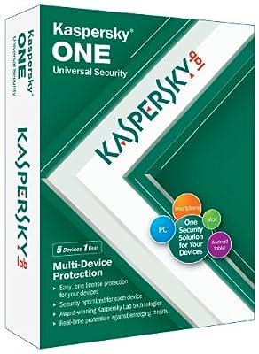 Kaspersky One: 5 Device, 1 year