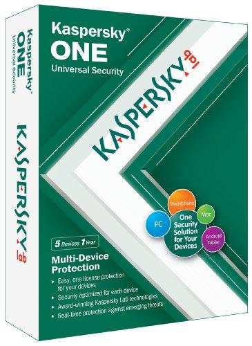 Kaspersky ONE1205121USZZ One Device year