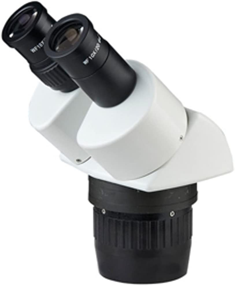 Professional Binocular Stereo Microscope 10X and 20X Magnification With LED Lighting For Electronics Industry
