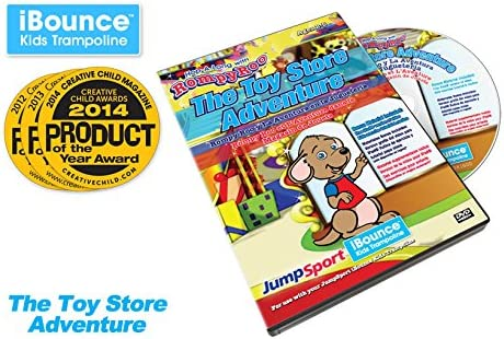JumpSport iBounce Trampoline Adventure Episode 4 product image