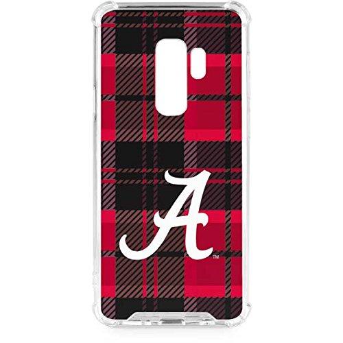 (University of Alabama Galaxy S9 Plus Case - Alabama Plaid | Schools & Skinit LeNu Case)