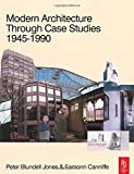 img - for Modern Architecture Through Case Studies 1945 to 1990 book / textbook / text book