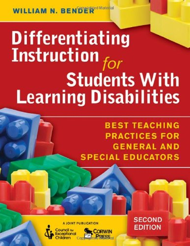Differentiating Instruction for Students With Learning...