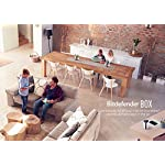 Bitdefender BOX 2 (Latest Version) - Complete Home Network Protection for Your WiFi, Computers, Mobile/Smart Devices and More, Including Alexa and Google Assistant Integration - Plugs Into Your Router 14 Plugs into your (Non-Mesh/Non Google WiFi) router and protects an unlimited number of Wi-Fi and internet connected devices Includes free unlimited BOX support and product setup (a $39.99 value). Before buying, please make sure that your Router can be configured to AP (access point) mode or Bridge mode otherwise BOX 2 will not work BOX automatically detects and optimizes for all your devices during the first 48 hour post-install window. Once complete, experience a protected network with speeds up to 1 Gbps thanks to the 1.2 GHz Dual Core processor and dual 1 Gbps ethernet ports