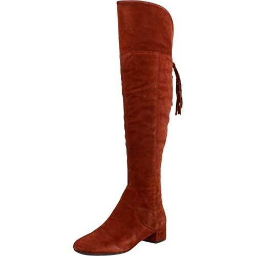 Geox Stivali per Le Donne, Colore Marrone, Marca, Modello