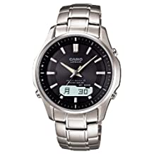 CASIO watch LINEAGE lineage tough solar wave clock MULTIBAND6 LCW-M100D-1A3JFmens watch (japan import)