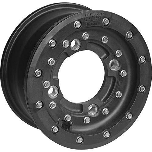 Hiper Technology CF1 Single Beadlock Wheel (Front / 10X5 3+2) (Black)
