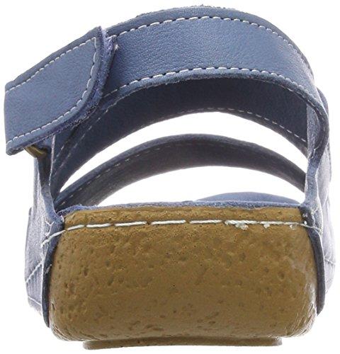 Andrea Conti 0775711 - Sandalias con Punta Abierta Mujer Pantalon De Mezclilla (Jeans)