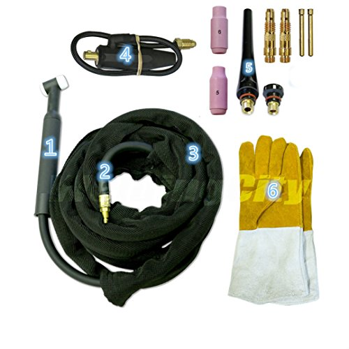 tig torch complete package - 6