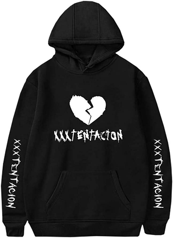 Unisex Street Fashion Plus Velvet Hoodie Revenge Kill Hoodie Rap Memorial Hip Hop Mens Sweatshirt S-2XL