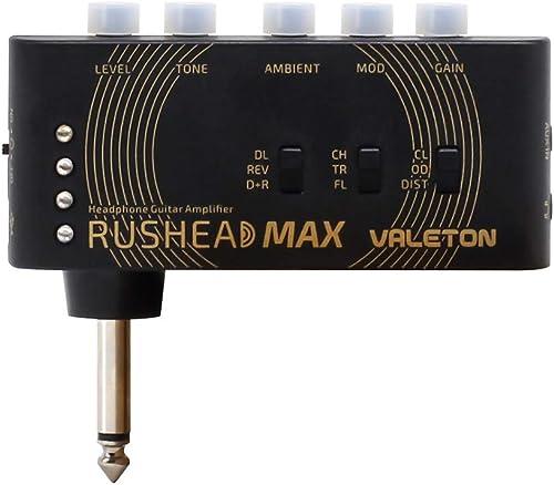 Valeton Rushead Max